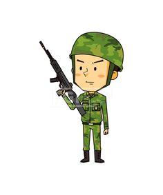 SILL201, 산업캐릭터, 직업, 산업, 캐릭터, 벡터, 에프지아이, 사람, 1인, 서있는, 남자, 군인, 총, 무기, 모자, 군복, 비즈니스, 일러스트, illust, illustration #유토이미지 #프리진 #utoimage #freegine 19913243