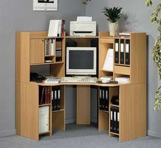 Corner Computer Desks for Home — Modern Desk