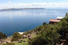 Titicaca-søen ved Puno