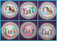 Wood Elf, Traditional Art, 1 Decembrie, Decorative Plates, 25 March, Education, Spring, Blog, Fun