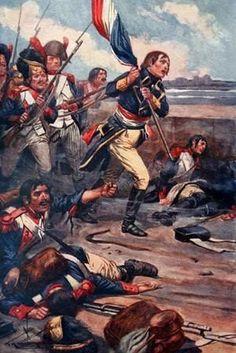 Vive la France! Napoleon , Arcole