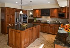 A budget kitchen cabinet solution - cabinet refacing