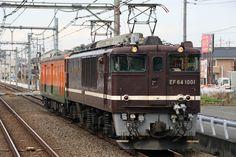 2017年2月24日、新潟車両センター所属のクモヤ143-51が大宮総合車両センターに入場するため、越後石山→大宮(操)→大宮間で配給されました。牽引は全区間でEF64-1001でした。