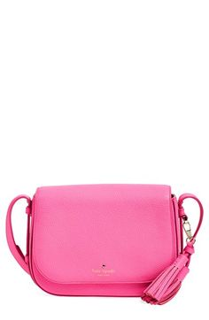 Free shipping and returns on kate spade new york 'orchard street - penelope' crossbody bag at Nordstrom.com. A compact crossbody bag crafted from pristine pebbled leather is furnished with a polished strap and tassel bag charm for an understated, chic look.
