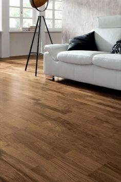 As with the white, nature and grey colour worlds, #brownparquet is available as Longstrip or Plank 1-Strip. These floor types will appeal especially to those who like classic and elegant looks. Your personal taste is the only deciding factor here.  #brownshades #darktones #brownparquet #classic #elegant #brownoak #rustic #contemporary #country Engineered Timber Flooring, Moodboard Inspiration, Gray Color, Colour, Brown Shades, Rustic Contemporary, Personal Taste, Plank, Elegant