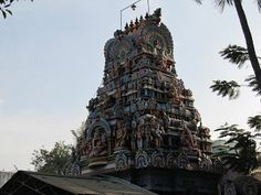 This temple is not that old. But, it is one of the oldest temples of Nanganallur, which can be called as temple town/locality of Chennai.   #IndianColumbus  http://indiancolumbus.blogspot.com/2016/06/nanganallur-vinayak.html