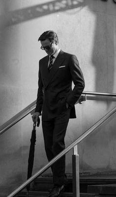 Colin Firth as Harry Hart/Galahad 'Kingsman: The Secret Service'
