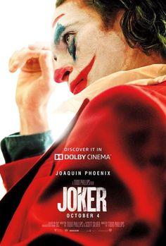 New Joker 2019 Costume Joaquin Phoenix Arthur Fleck Cosplay Horror Movie Posters, Cinema Posters, Cool Movie Posters, Classic Movie Posters, Original Movie Posters, Joaquin Phoenix, Dc Movies, Movies 2019, Good Movies