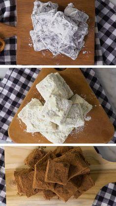 Palha italiana, a perfeita união entre brigadeiro e biscoito em três versões irresistíveis!