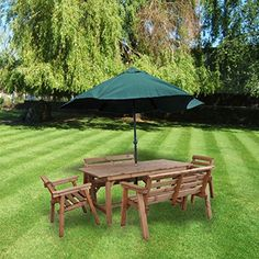 This top of the range lawn furnishings is synthetic within the gorgeous Churnet… Garden Furniture Sets, Stacking Chairs, Warm Colors, Storage Spaces, Teak, Solid Wood, Lawn, Home And Garden, Patio