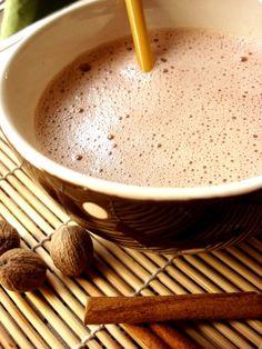 Chocolat chaud comme aux antilles...