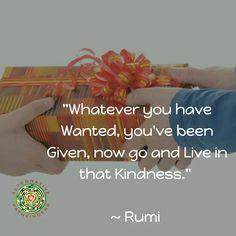 live the kindness