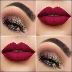 Make-up-Lektionen Makeup Lessons Makeup Lessons Makeup Lessons # # 2019 # 2018 Smokey Eye Makeup, Skin Makeup, Eyeshadow Makeup, Eyeliner, Makeup App, Yellow Eyeshadow, Purple Eyeshadow, Smoky Eye, Eyeshadows