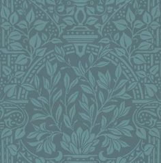 Morris and Co Garden Craft 210357 wallpaper from the Archive Wallpapers collection, priced per roll. Designed by W