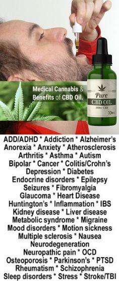 Healing Power of CBD OIL Cannabidiol, CBD, Benefits for Pain, Mental Illness & Anxiety and more…   http://www.easybodyfit.com/cbd-oil-benefits-list/
