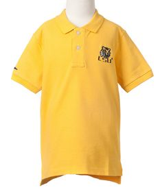 This LSU Tigers Gold Mascot Polo - Boys by NCAA is perfect! #zulilyfinds