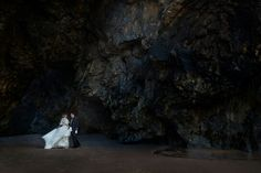 Love by the rocks - wedding photography