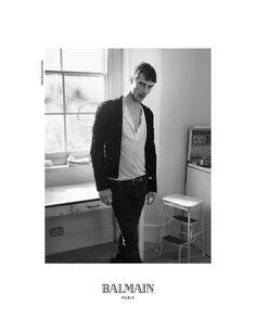 Balmain 2012 ad
