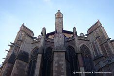 Singularités et secrets du patrimoine religieux toulousain #EnFranceAussi Toulouse, Ville Rose, France, Nun, French