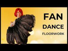 Fan Dance FLOORWORK - Burlesque Dance Tutorial for beginners - YouTube Burlesque, Cardio, Bodies, Dancing, Fan, Youtube, Dance, Hand Fan, Youtubers