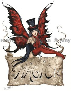 """Amy Brown: Fairy Art - The Official Gallery """"Magic"""" LOVE <3!"""