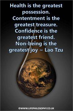 Life Quote - Lao Tzu
