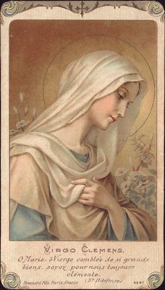 Catholic Pictures, Pictures Of Jesus Christ, Blessed Mother Mary, Blessed Virgin Mary, Jesus Mother, Catholic Art, Religious Art, Virgin Mary Art, Santa Cecilia