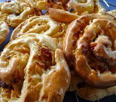Apfelschnecken - Glutenfrei Backen und Kochen bei Zöliakie. Glutenfreie Rezepte, laktosefreie Rezepte, glutenfreies Brot