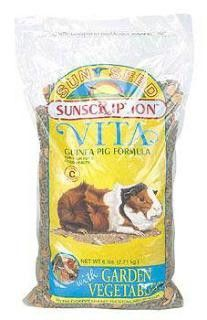 Guinea Pig Vita - mix 6lb (6pc)