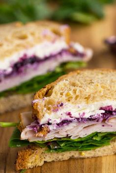 Upgrade: Turkey Sandwich With Jam And Goat Cheese - Adult Upgrades On Our Fave School Lunches - Photos