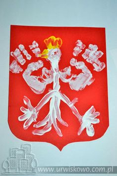 "Orzeł biały i orle gniazdo. ~ ""URWISKOWO"" Crafts For Kids, Diy Crafts, Kids And Parenting, Polish, Teaching, Art, Poland, Boss, Crafts For Children"