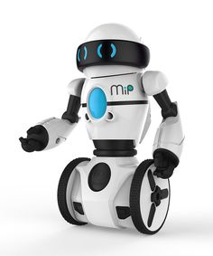 Each of these fancy tech-toys are able to handle your child's great imagination. See the full list. Pictured: MiP, Wowwee