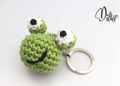 Welcome To Duls Stuff On stock, ships next saturday after purchase. These amigurumi is original Duls Stuff designs and are carefully crochet with lots of care and attention to detail. It is a beautiful detail for your loved ones. Crochet Frog, Crochet Bear, Crochet Toys, Crochet Keychain, Cute Keychain, Crochet Earrings, Keychains, Yarn Flowers, Crochet Flowers