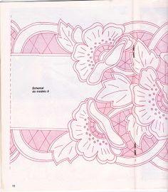 Lene Richelieu e Bainha Aberta: Bordado de Richelieu(net)