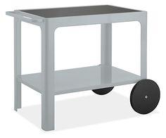 Crescent Bar Carts - Bar Tables & Stools - Outdoor - Room & Board