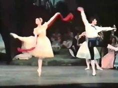 Napoli Tarantella Royal Danish Ballet 1979