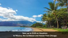 ORD/MDW Winter Savings - https://traveloni.com/vacation-deals/ordmdw-winter-savings/ #vacation #mexico #hawaii #caribbean