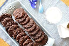 12 Pysznych Przepisów na Zdrowe Ciasteczka w Wersji FIT Diet And Nutrition, Oreo, Food And Drink, Sweets, Cookies, Chocolate, Breakfast, Fit, Party