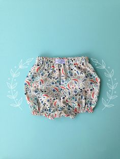 Forrest Berries Cotton Bloomers