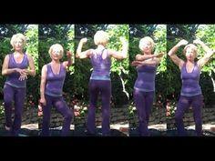 Fitness Trampoline (Rebounder) Routine - Follow Along