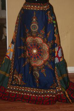 Sale Sale Sale BIG GIRLS ROCK Ankara Fabric Traditional material  woman, wear  tribal wear Wax Print / ajustable String xxxl