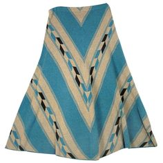 'Cantina' Knit Skirt by Tasha Polizzi - this skirt is already in-stock for fall at Pinto Ranch! #western #southwest