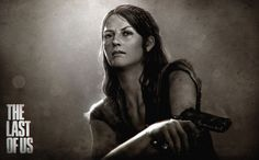The Last of Us Characters Sculpt by Soanala