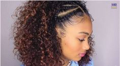 Women hairstyles color afro hairstyles products,front braided hairstyles one side short bob,feather cut fringe cropped hairstyles. Curly Hair Braids, Curly Hair Styles, Natural Hair Styles, Box Braids, Beautiful Black Hair, Pelo Natural, Princess Hairstyles, Hair Laid, Hair Affair
