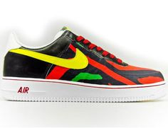 Nike Air Force 1 (desing for A Tribe Called Quest)