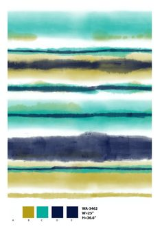 painted-stripe Fabric Painting, Diy Painting, Pattern Art, Pattern Design, Textures Patterns, Print Patterns, Illustrations, Illustration Art, Paint Stripes