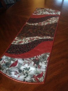 EZ Breezy Quilt-as-you-Go table runner