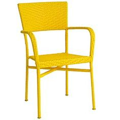 Yellow chair for bedroom computer desk