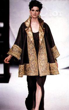 Christian Dior 1992 | Kristen McMenamy