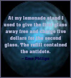 Emo Philips joke